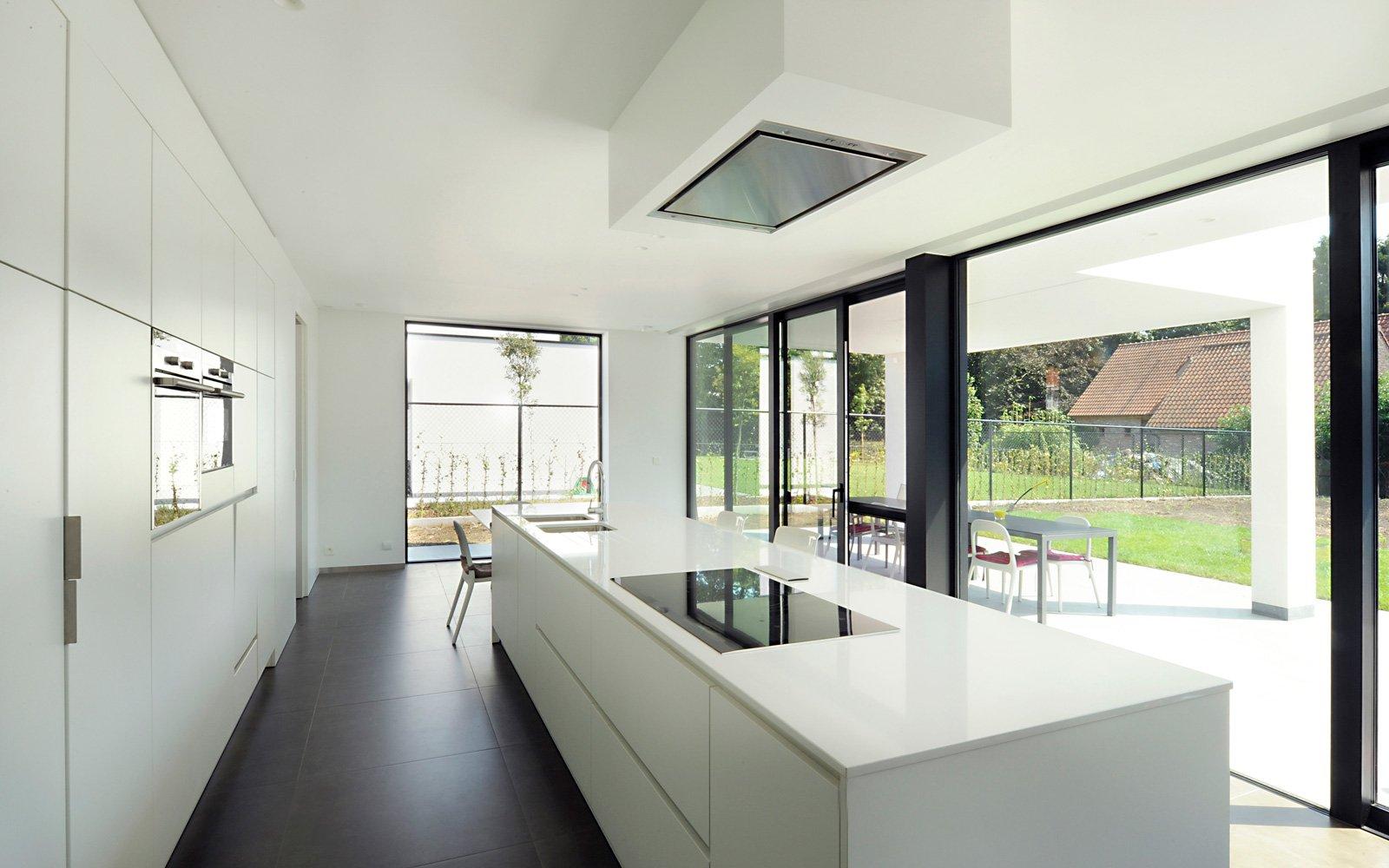 Keuken Aan Tuin : Blokstijl ch architecten the art of living be