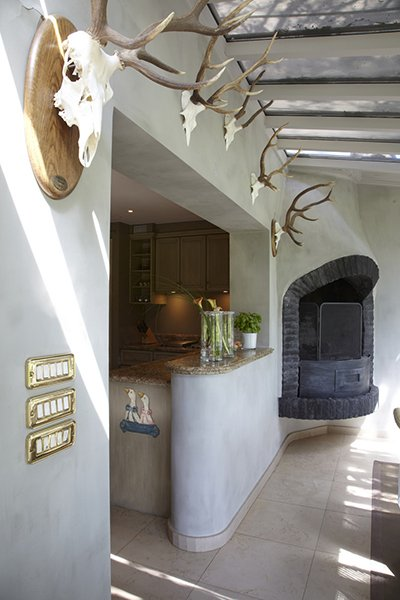 Maatwerk interieur ontworpen door b+villas