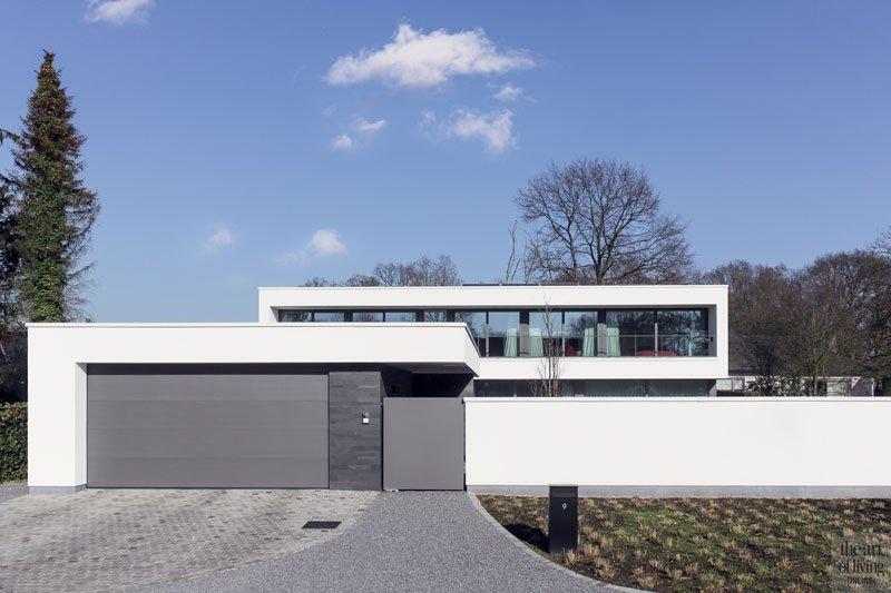 Eigentijdse villa | Schellen Architecten