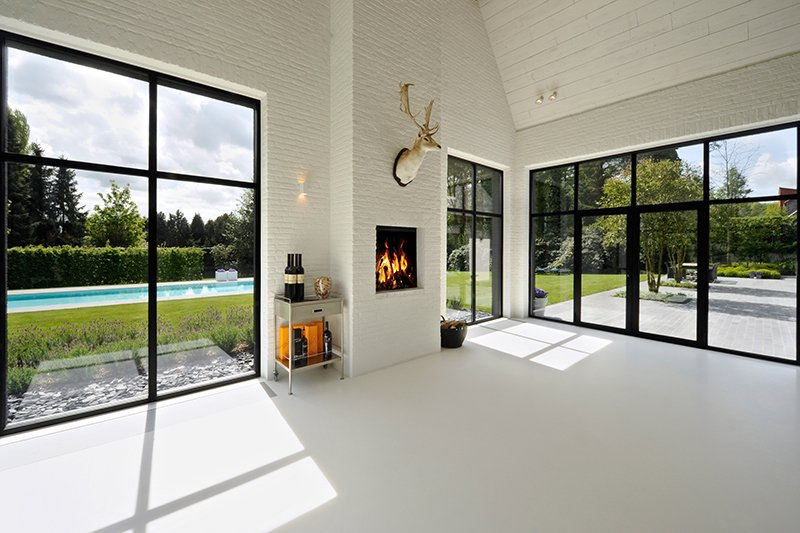 Witte villa jeroen verreydt the art of living be