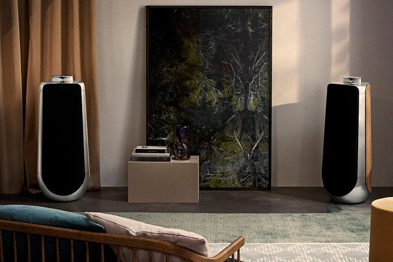 Press, pause & play, Bang & Olufsen, bang en olufsen, speakers, luxe speakers, domotica, exclusieve geluidsinstallatie, the art of living