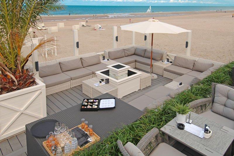 Borek, exclusief buitenmeubilair, luxe meubels