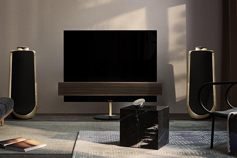 Bang & Olufsen, De vaderdag giftguide, exclusieve speakers, luxe geluidinstallatie, geluidinstallatie, domotica, the art of living