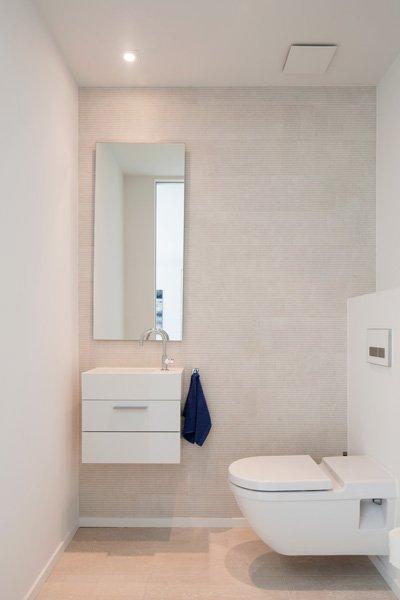 Strak modern schellen architecten the art of living be for Inloopdouche desco