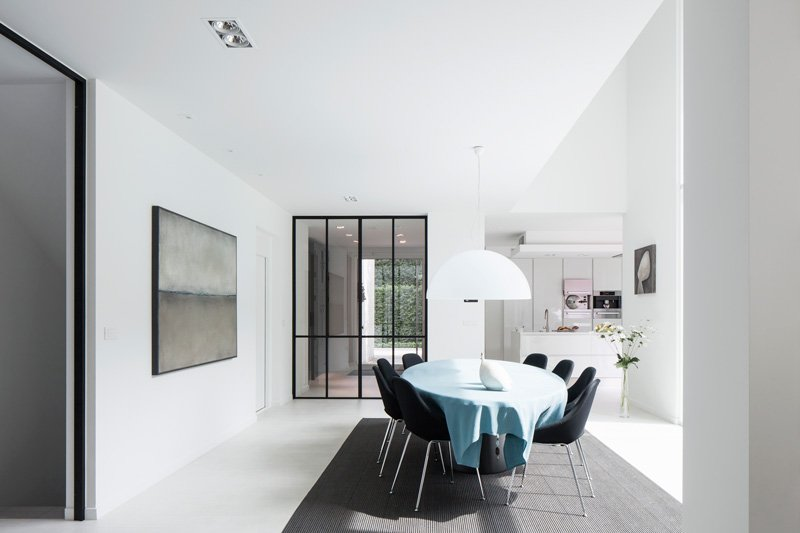 Modern Chinees Interieur : Strak modern schellen architecten the art of living be