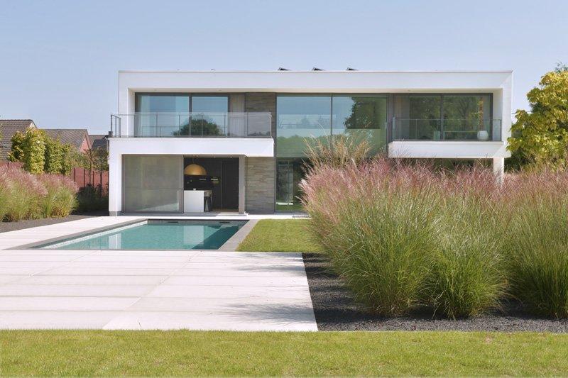 Moderne villa schellen architecten the art of living be