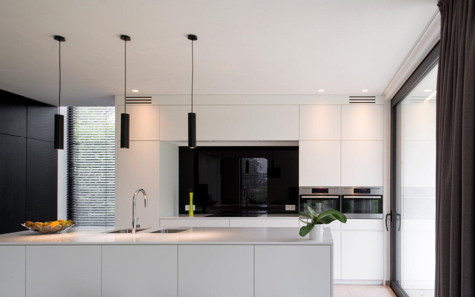 Modern Gezellig Interieur : Moderne nieuwbouw hulpia architecten the art of living be