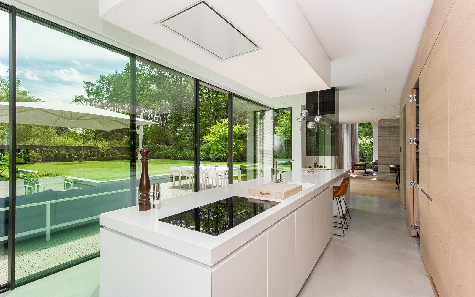 Supermoderne villa pieter vlassak the art of living be