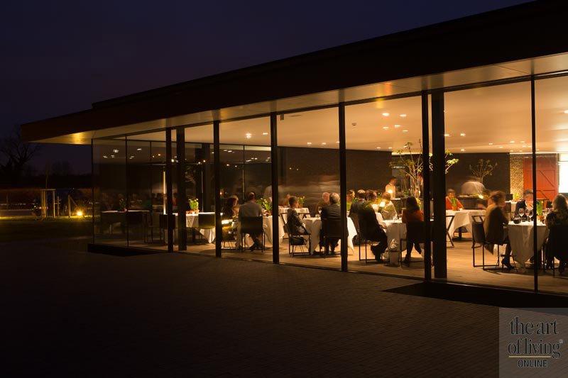 Restaurant Hertog Jan, vloer Dennebos Flooring