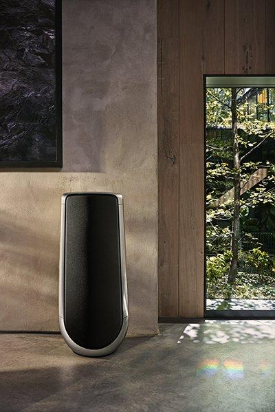 Bang & Olufsen speakers beeld geluid BeoLab50