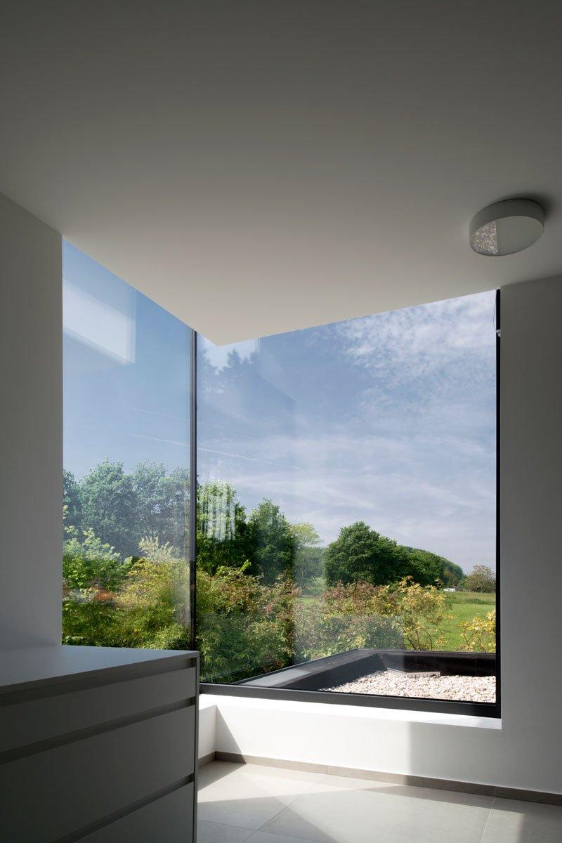 Terras aangrenzend aan slaapkamer, jacuzzi, Zelfvoorzienend, BNE Architecten
