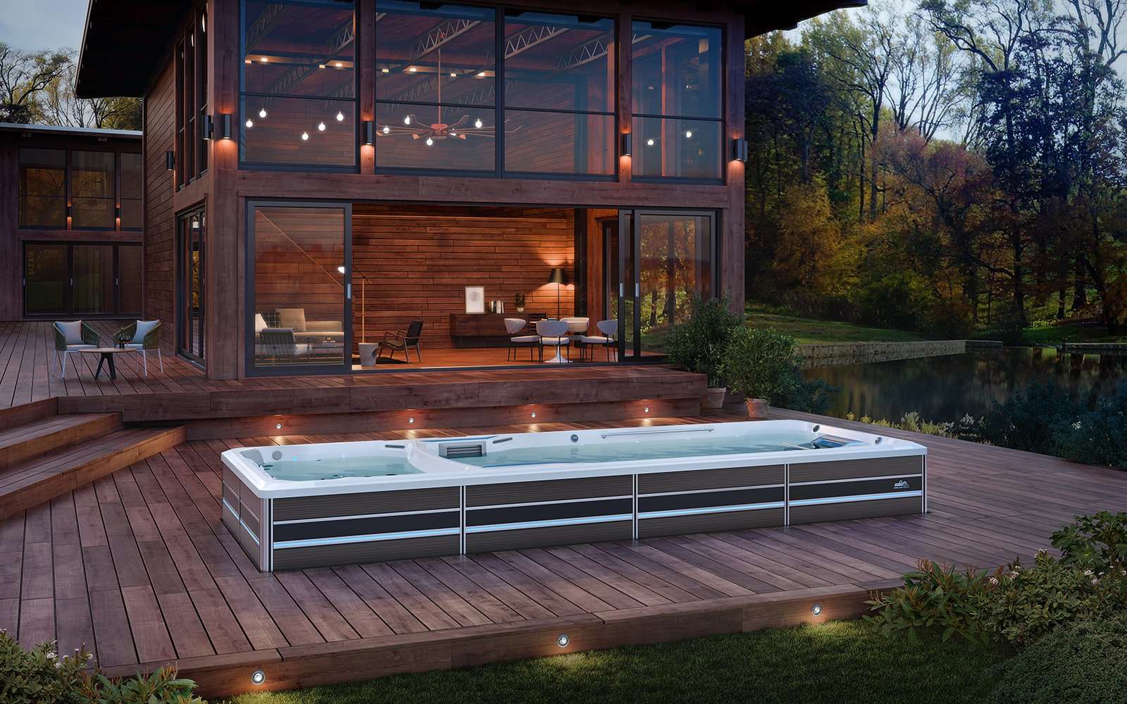 Relax outdoor ∙ update caldera spas utopia the art of living be