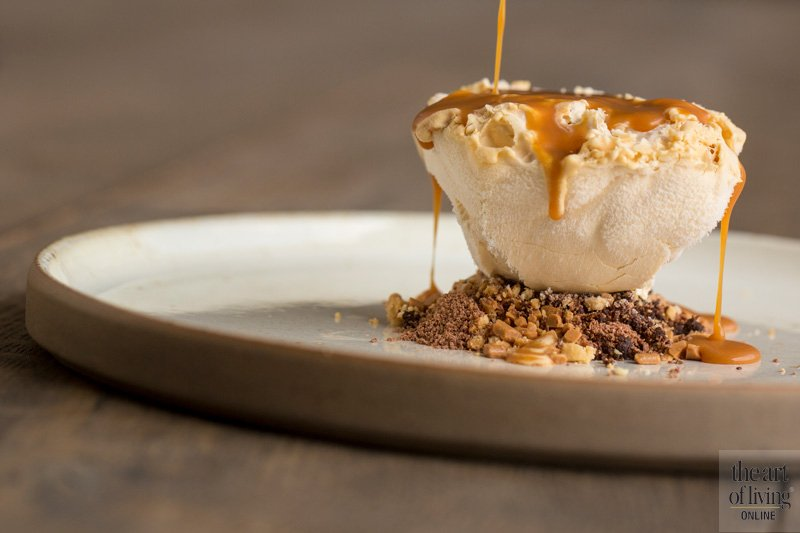 Dessert, nagerecht, Restaurant Hertog Jan