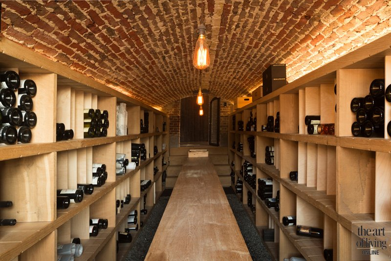 Wijnkelder, Restaurant Hertog Jan