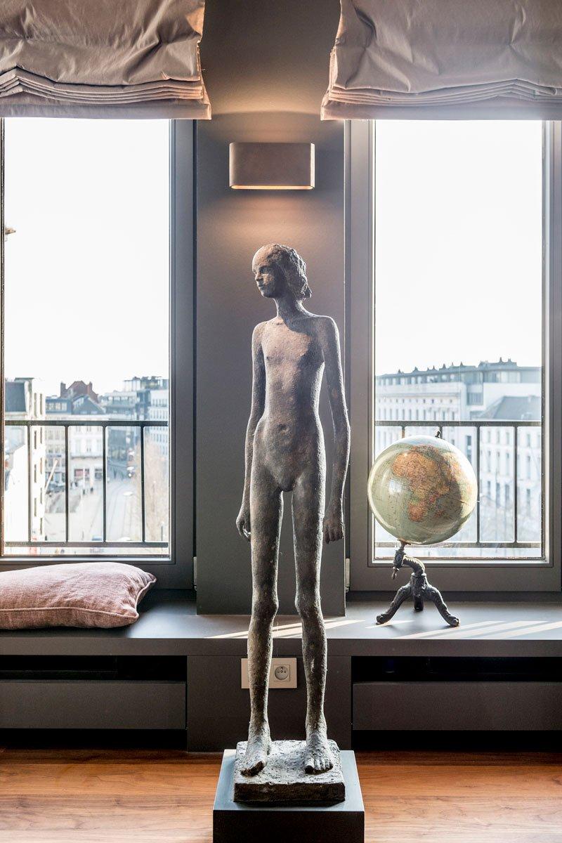 Beeld, kunst, artistiek, uitgekozen door Bernard de Clerck, Klassiek & Romantisch, Bernard de Clerck