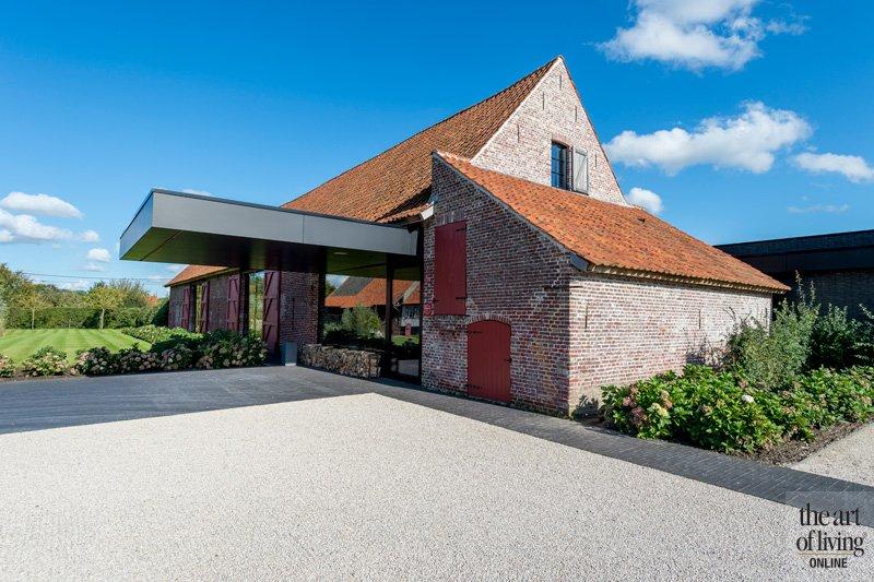 Restaurant Hertog Jan, Dries Bonamie, buitenaanzicht