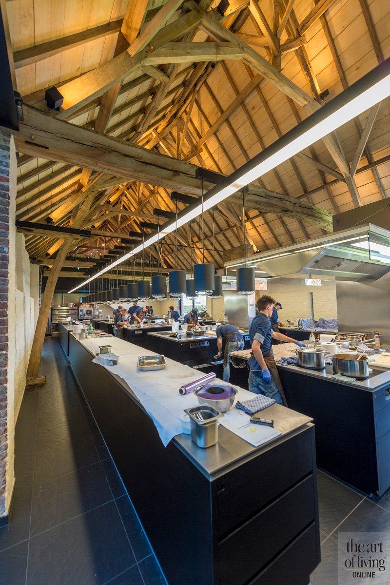 Keuken, Restaurant Hertog Jan