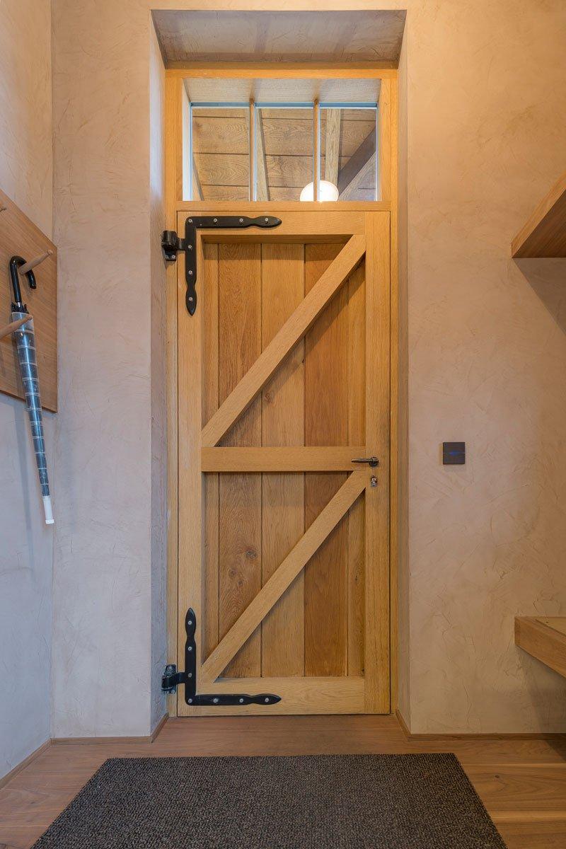 Houten deur, barnwood, landelijk, herenhoeve, Bernard de Clerck