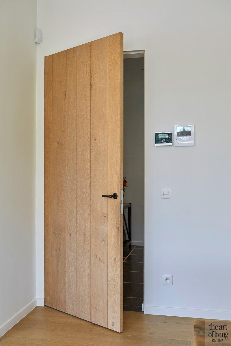 Massief houten deur, Detha Doors, Xinnix-deur