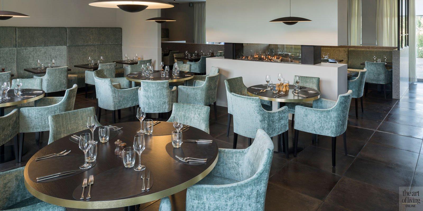 Restaurant Chaflo & Co, Bouw-iD