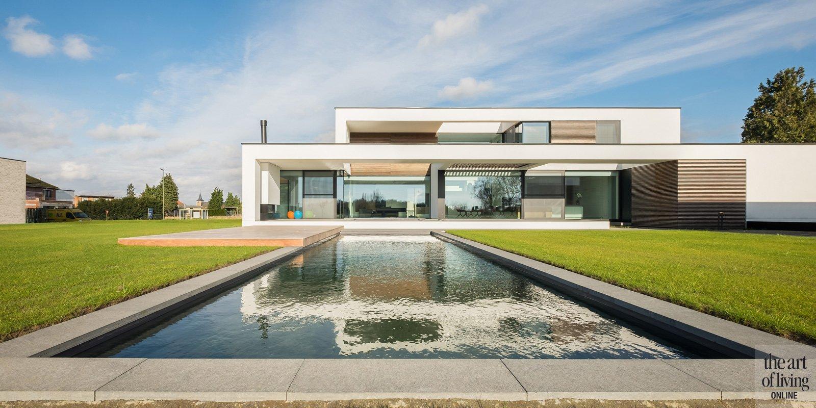 Transparante villa | Block Office