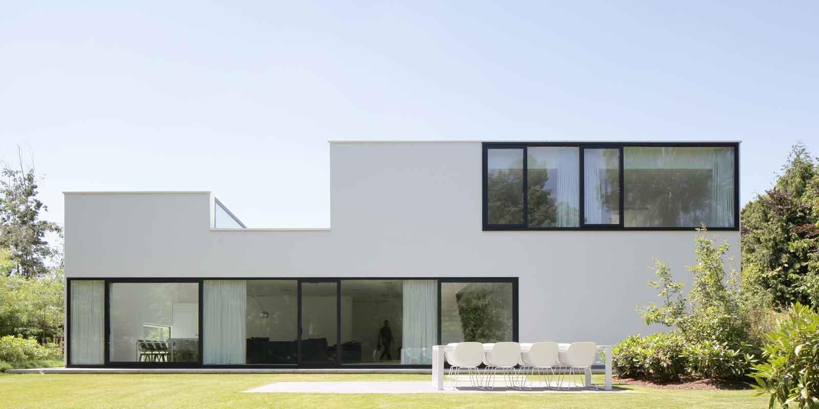 Strak, minimalistisch, Beckers Noyez