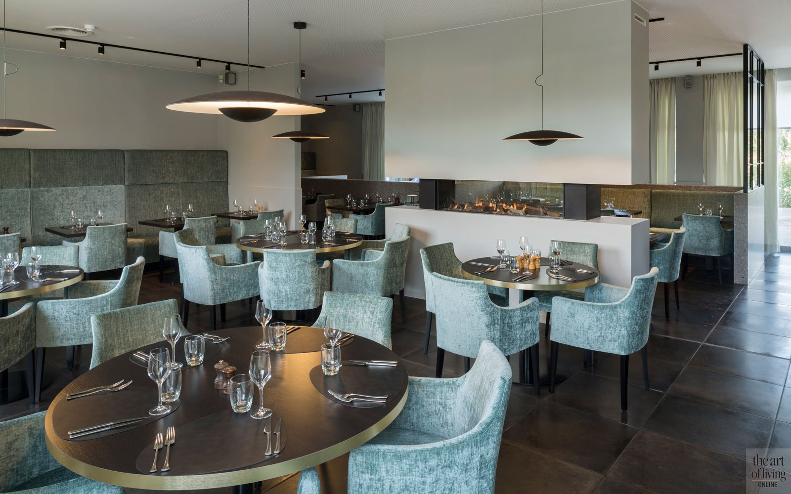 Gashaard van Heynicnk, ambiance, eyecatcher, Restaurant Chaflo & Co, Bouw-iD