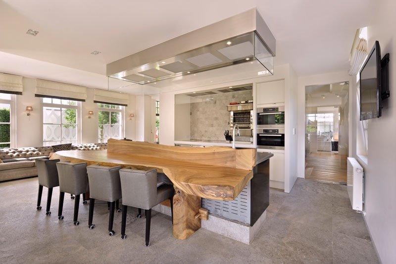 Moderne decoratie grando keukens badkamer flow grando keukens bad