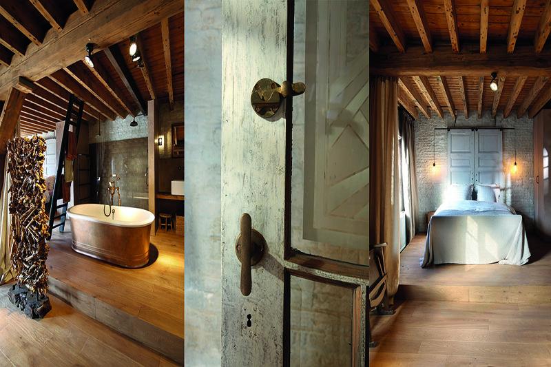 Huis Parein, Patrick Retour, dauby, deurbeslag, luxe deurbeslag, exclusieve klinken, the art of living