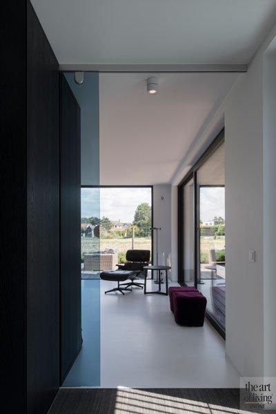 Kastenwand, Stylmar, maatwerk, ruimte, licht, ruime villa, HC Demyttenaere
