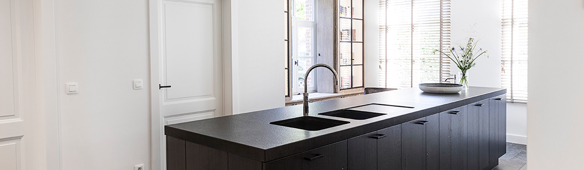 Dauby, deurbeslag, meubelbeslag, Interieurarchitect Paul Rijs, interieurproject, luxe keuken
