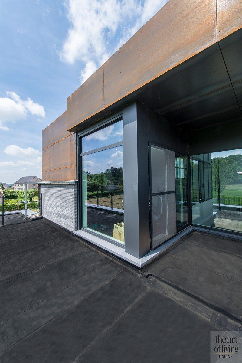Industriële woning met warme uitstraling, BVV Architecten