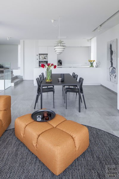Villa in L-vorm | p.ed architecten - The Art of Living (BE)