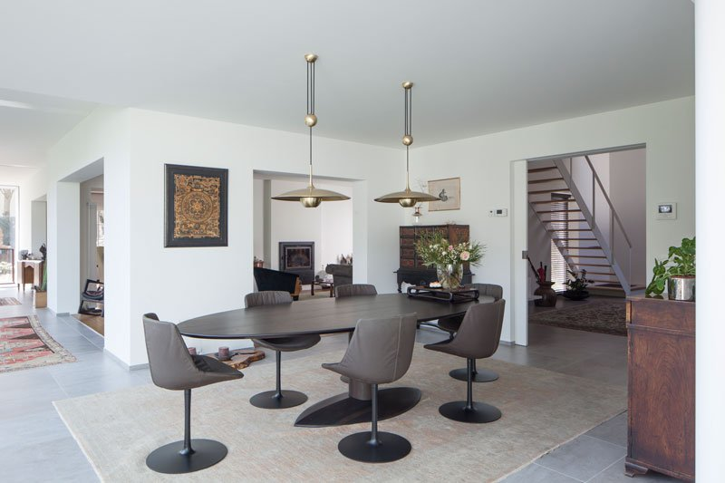 Woonkamer, meubilair, Meynen Interieurarchitectuur, renovatie, p.ed architecten