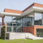 Villa in L-vorm | p.ed architecten