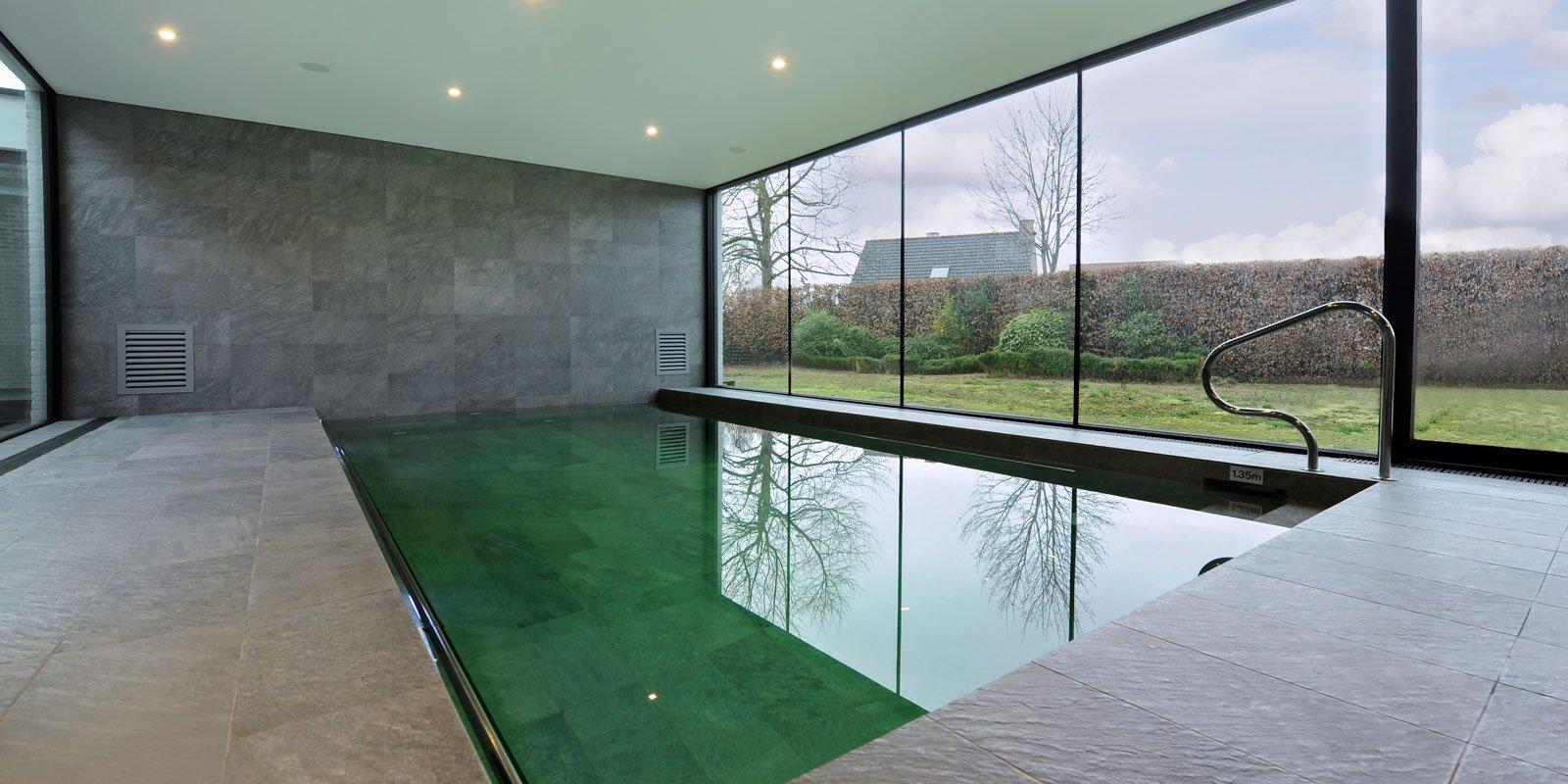 Zwembad | Michiel van Raemdonck