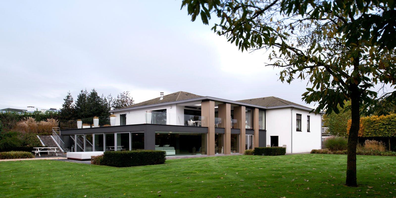 Moderne villa, VVR Architecten