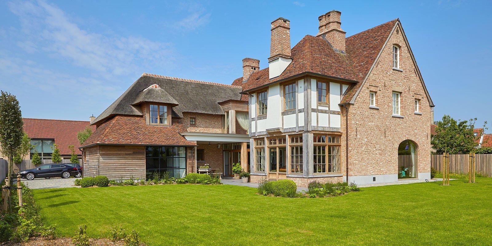 Engelse cottage | Bart François