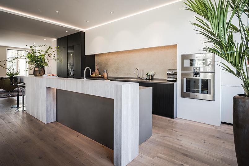 Culimaat, moderne keuken