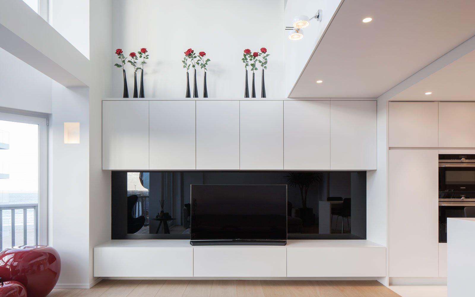 Knokse duplex stephan gunst the art of living be for Interieur maddens