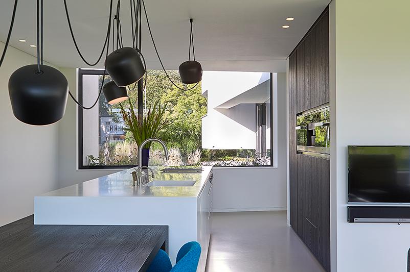 Moderne keuken   Culimaat