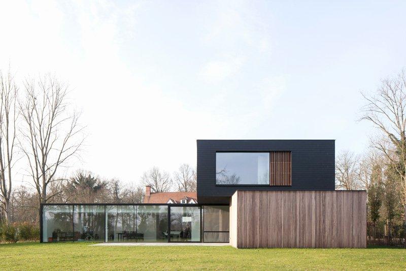 Moderne woning | Hulpia Architecten