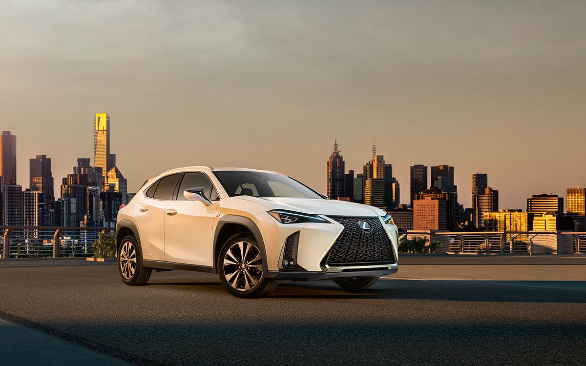 Lexus België, Lexus UX, luxeuze mobiliteit, luxe auto, auto, luxe interieur, urban cross over