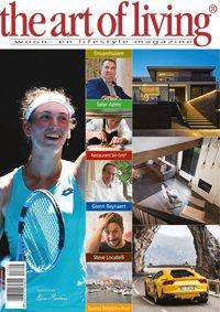Nieuwe editie magazine The Art of Living België