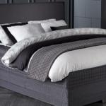 Swiss Sense, boxspring, luxe bedden, ligcomfort, slaapkamerinterieur