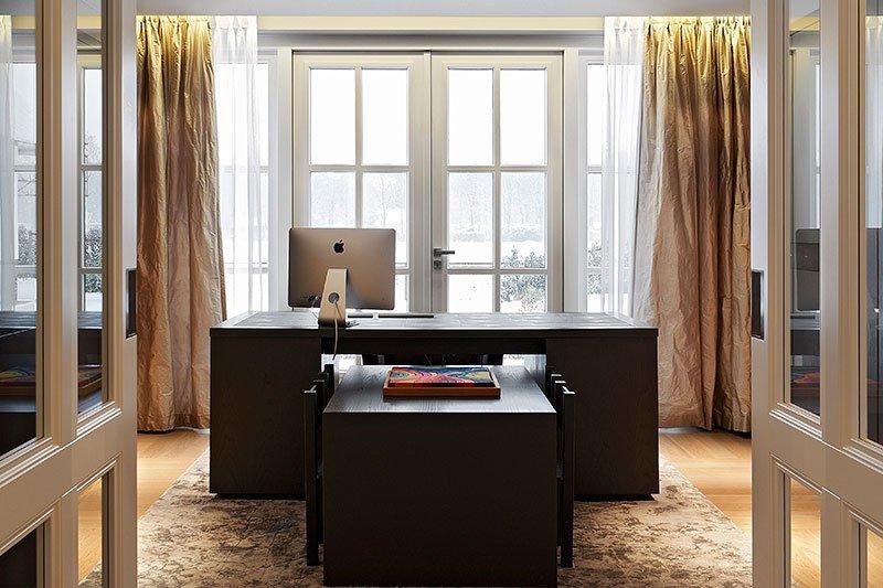 Robert Kolenik, home office, thuiskantoor, kantoor inspiratie, blog Sarah Watts