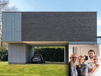 Architektuurburo Dirk Hulpia