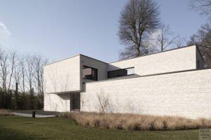 Villa, Modern, Strak, Anja Vissers