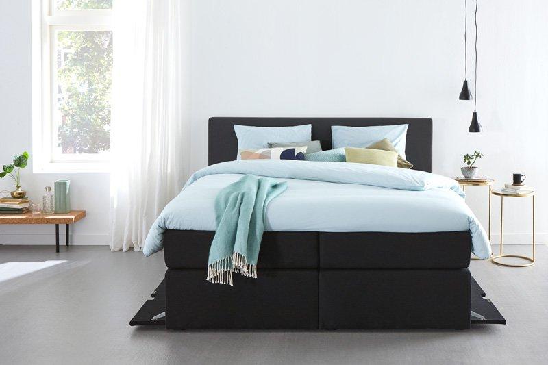 Lente inspiratie, Swiss Sense, bedden, boxsprings, luxe bedden, exclusieve bedden, slaapkamer, the art of living
