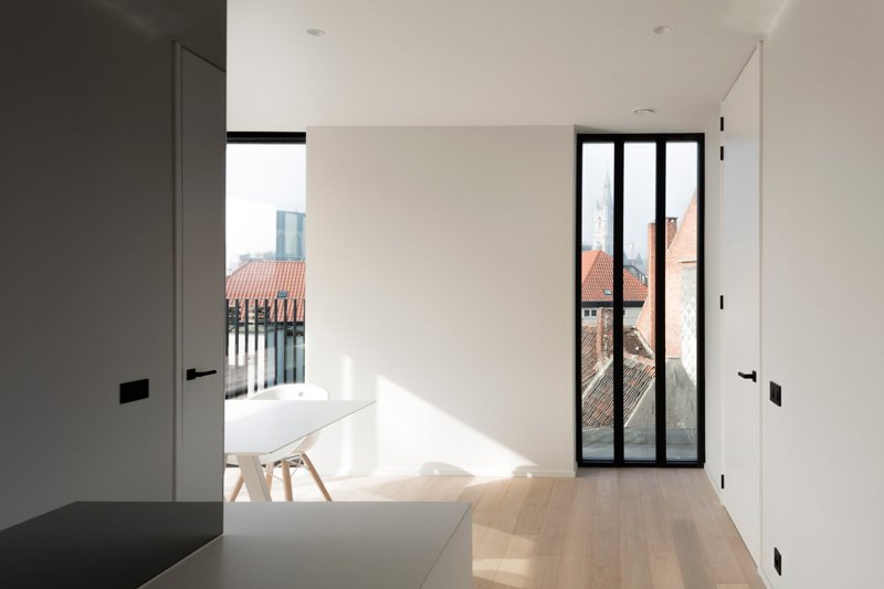 Penthouse Gent | JUMA architects